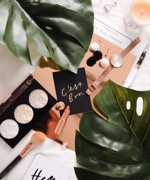 A Guide To The Perfect Flat Lay
