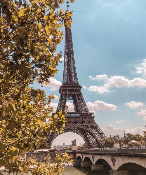 Paris: In Photos And Words